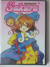 New Clamp Cardcaptor Sakura Rare Volume #2 DVD Anime Eps 35-70