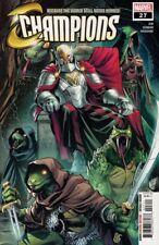 Champions #27 Comic Book 2018 - Marvel