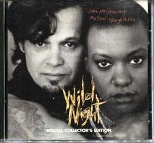 WILD NIGHT/DANCE NAKED/CD-5, Me'Shell NdegeOcello, John Melle - (Compact Disc)