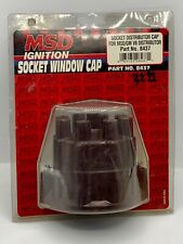 MSD Ignition 8437 Distributor Cap Chevy V8 Standard Dist. Cap
