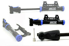 Fahrrad Ball Luftpumpe alle Ventile AV/SV/DV pumpt bei Ziehen Drücken Minipumpe