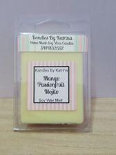 Soy Wax Melt Clam *Mango Passionfruit Mojito*