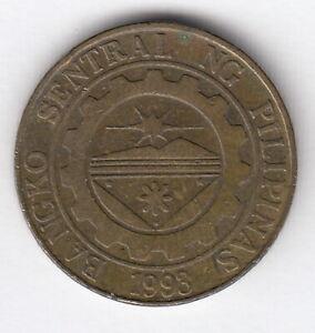 PHILIPPINES 1995  25 sentimos  1995-2003. KM271 R441