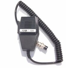 NEW CB RADIO REPLACEMENT HAND MICROPHONE 4 PIN COBRA / UNIDEN / SUPERSTAR WIRED