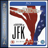 JFK - Kevin Costner & Sissy Spacek **BRAND NEW BLU RAY **