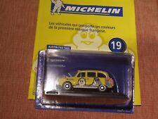 Escala 1:43 Austin FX4 taxi Michelin