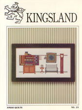 Amish Quilts XS Pattern - Kingsland - Judith Kingsland - Simple Life