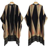 ZANZEA Womens Batwing Sleeve Floral Beach Long Tops Kimono Cardigan Coat Jacket
