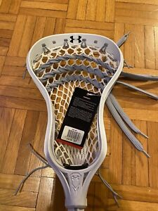 🔥BRAND NEW W/ TAGS!! Under Armour Command Lacrosse Stick Warrior Brine STX ECD