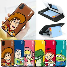 Toy Story 4 Door Bumper Case for Samsung Galaxy Note10 Note9 Note8 Note5 Note4 3