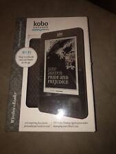 Kobo Wireless eReader 1GB, Wi-Fi, 6in - Black Pre Owned Read