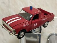 MOSKVITCH 1.43 Pickup truck Diecast. Good  used condition
