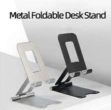 Universal Adjustable Foldable Cell Phone Tablet Desk Stand Holder Mount iPhone