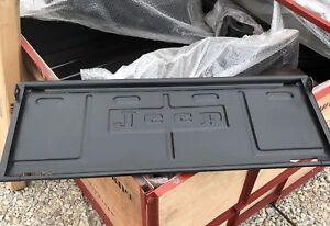 Tailgate fits amc jeep CJ5  CJ2A CJ3A CJ3B MD Juan Tail Gate with script