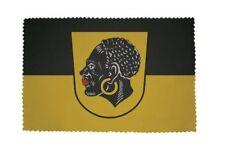 Glasreinigungstuch Brillenputztuch Fahne Flagge Coburg