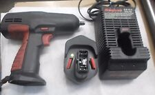 """USED SNAP-ON 3/8"""" (10MM) IMPACT WRENCH p/n CT3110HP W/ BATTERY p/n CTB312"""