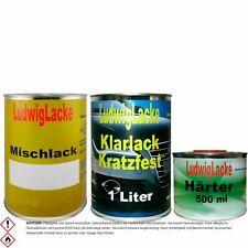 2,5 Liter Lackset in Java Blue C für Ford Ludwiglacke Autolack Profi