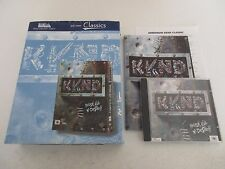 KKND KRUSH KILL N DESTROY - PC BIG BOX COMPLET - PC MS-DOS WINDOWS 95