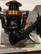 2× Brandnew Spinning fishing reel MS3000 9+1 ballbearings $40free shipping