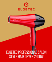 9 x 2200W PROFESSIONAL STYLE HAIR DRYER WITH NOZZLE CONCENTRATOR -  wiltor122