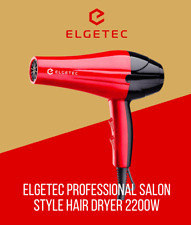 PROFESSIONAL STYLE HAIR DRYER WITH NOZZLE CONCENTRATOR HEAT HAIRDRYER 2200W Z.62