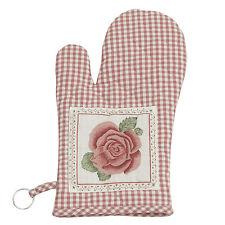 ROMANTIC ROSE rosa Ofenhandschuh, Backhandschuh Clayre & Eef RR44