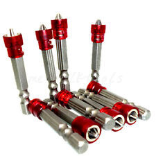 10pcs 50mm Drywall Insert Power Bits Plasterboard Screw Driver Bit Ph2 Magnetic