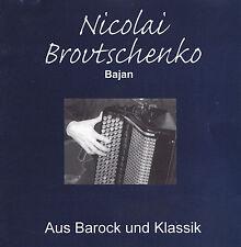 Nicolai brovtschenko-CD-DA barocco e classica