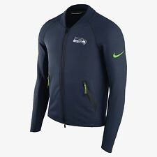 Seattle Seahawks Nike NFL Therma Fit Sideline Coaches Jacket Men's Size XL