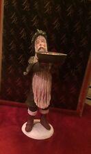 "Santa Duncan Royale Wassail Figurine 12"" 1983 Christmas 5530/10,000!"