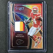 2019 Select SAMMY WATKINS Copper Patch 28/49