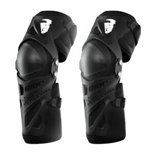 2020 Thor Force XP Knee Guard Set for Offroad Dirt Bike - Pick Size/Color