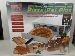 Wisco Digital Commercial Counter Top Stainless Steel Pizza Oven Model 425A