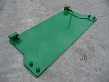 John Deere Tractor Loader Quick Tach Weld On Mounting Plate - Free Ship!