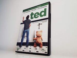 DVD TED Mark Wahlberg Mila Kunis Seth MacFarlane STAMPA UNIVERSAL
