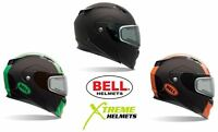 Bell Revolver Evo Snow Helmet Snowmobile Flip Up Modular Dual or Electric Shield