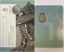 SAINT-MARIN - 2 Euro commémorative 2016 - DONATELLO // COINCARD BU