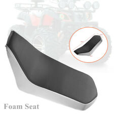 PVC Vinyl Foam Seat Universal For 110cc 125cc Racing Style Quad Dirt Bike ATV