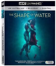 Shape Of Water 4K UHD 4K (used) Blu-ray Only Disc Please Read
