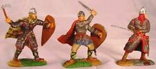Conte Ltd. Pewter Vikings & Normans Vik011 Norman Caped Crusaders Mib