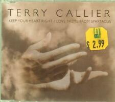 Terry Callier(CD Single)Keep Your Heart Right-New
