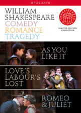 Shakespeare's Globe: Comedy, Romance, Tragedy DVD (2010) Naomi Frederick,