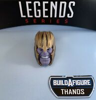 ARMORED THANOS BAF Head from Marvel Legends Hercules Black Order AUTHENTIC