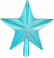 Christmas Tree Topper Star Decoration Treetop Ornaments Gold Copper Red Turquois