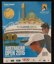BN Australian Open Tennis Program 2015