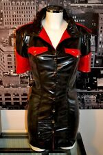 THE FEDERATION RUBBER LATEX MILITARY / MARILYN MANSON DRESS