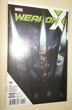 Weapon X #7 NM The Hunt Weapon H WMD Totally Awesome Hulk 22