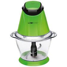Clatronic MZ 3579 Picadora multiusos1 litro, función pica-hielo, 250 W, verde