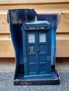 DR WHO 13TH THIRTEENTH DOCTOR'S TARDIS ELECTRONIC LIGHT SOUND BRAND NEW NO BOX