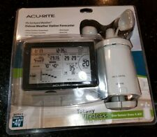 New AcuRite Weather Station totally wireless